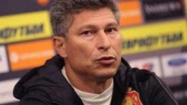 Официално: Красимир Балъков е новият треньор на ЦСКА 1948