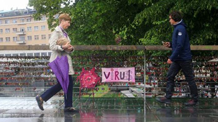 Рекордни 1963 нови случаи на коронавирус в Словения, 18 починаха