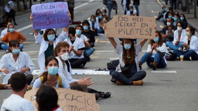 Испания обмисля въвеждането на извънредно положение в цялата страна
