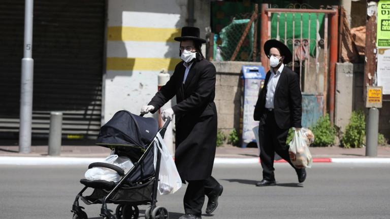 Европа изгубила 60% от еврейското население за последните 50 г.
