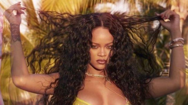Риана, Savage Fenty и поредните снимки по бельо на певицата