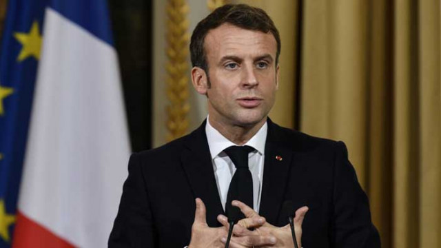 Макрон: Франция няма да спре да защитава свободата