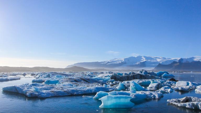 """""""Спящият гигант"""": Метанът на Северния полюс започна да се освобождава"""