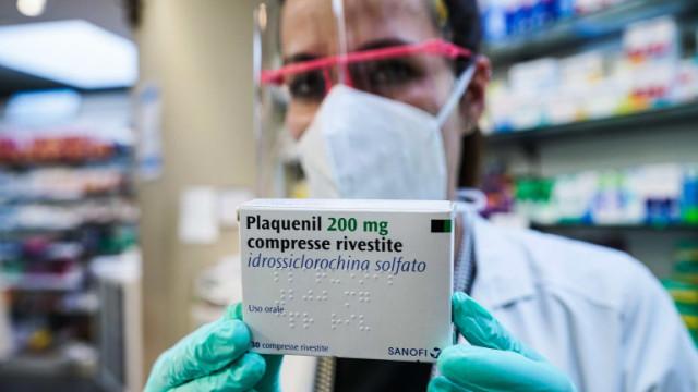 Хидроксихлорохинът не помага срещу Covid-19