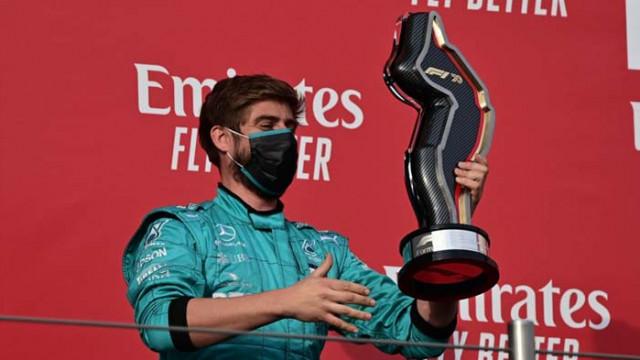 Мерцедес за седми пореден път спечели при конструкторите във Ф1