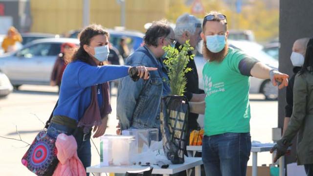 16 хиляди дръвчета подарък за столичани за обогатяване на зелената система на града