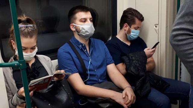 Мълчание в обществения транспорт като мярка срещу коронавируса