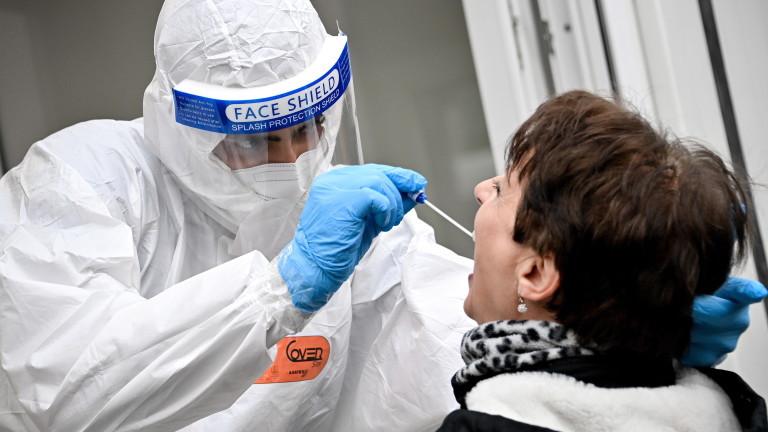 Хонконгска компания пусна експресен тест за коронавирус, точен като PCR