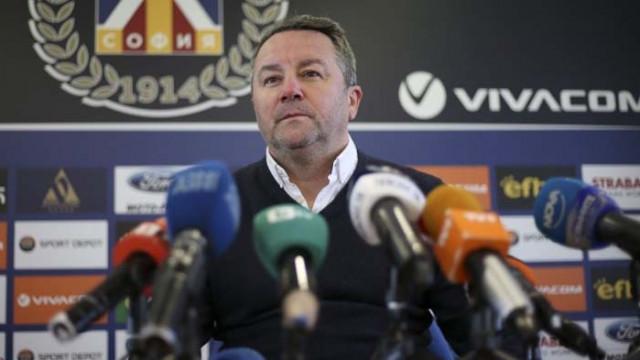 Славиша Стоянович пристига утре за преговори с Левски?