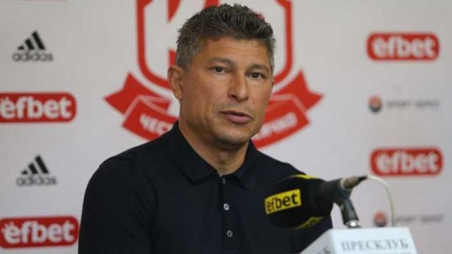 Балъков: Ще бъде доста лошо, ако пак имa прекъсване на първенството!