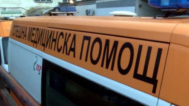 Двама загинаха, трима са ранени при челен удар на автобус и джип
