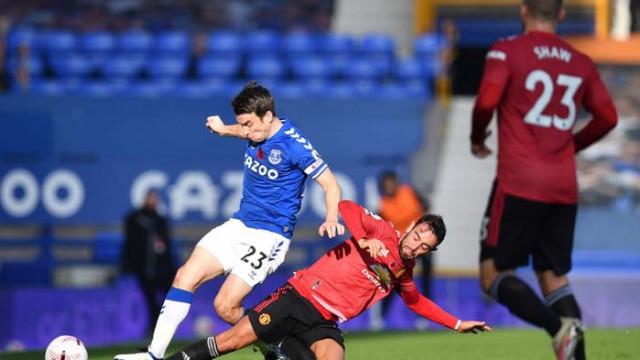 Юнайтед се върна на победния път срещу Евертън, Кавани с дебютен гол