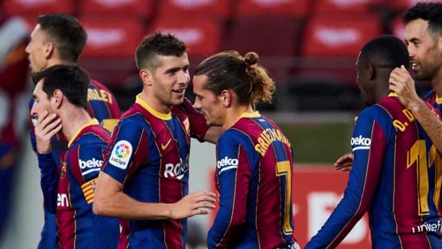 "Барселона се справи с Бетис на ""Ноу Камп"""