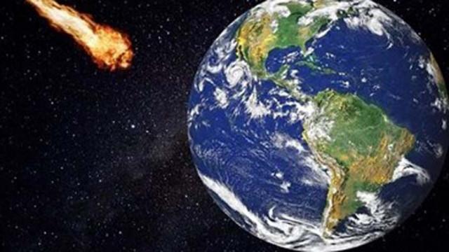 Метеорит падна в Ливан и предизвика пожар