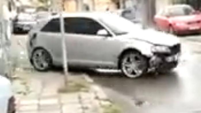 Буйствалият преди дни във Варна шофьор е настанен в психиатрично отделение