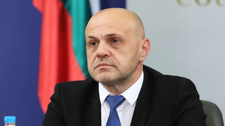 Томислав Дончев: Няма да затворим държавата