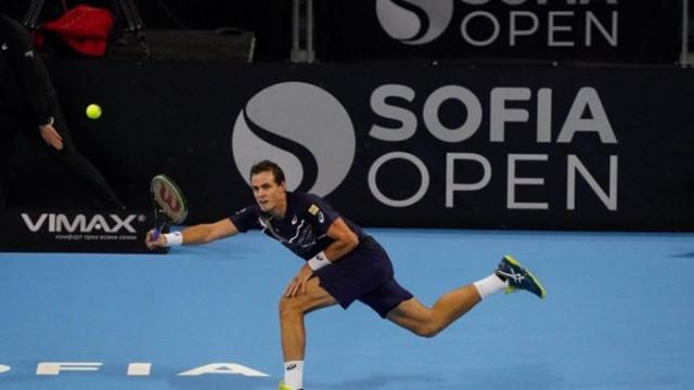 Български фенове имаха възможност за незабравим разговор с играч от световния тенис елит