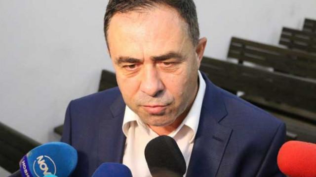 Бившият зам.-министър по околната среда и водите Красимир Живков остава в ареста