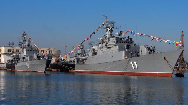 Днес отбелязваме 123-та година от създаването на Военноморска база Варна