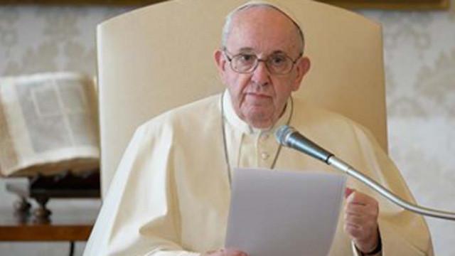 Папа Франциск е поздравил Байдън за изборната победа