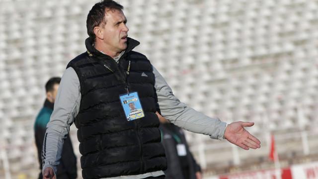 ЦСКА с изразителна победа в дебюта на Акрапович