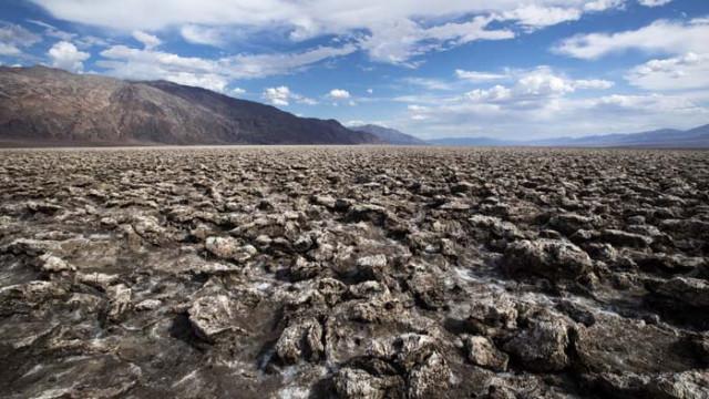 Долината на смъртта е най-горещото място на Земята