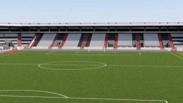 Започва строежът на двата стадиона в Пловдив