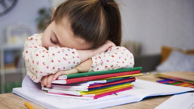 Защо е важно децата да си лягат рано?