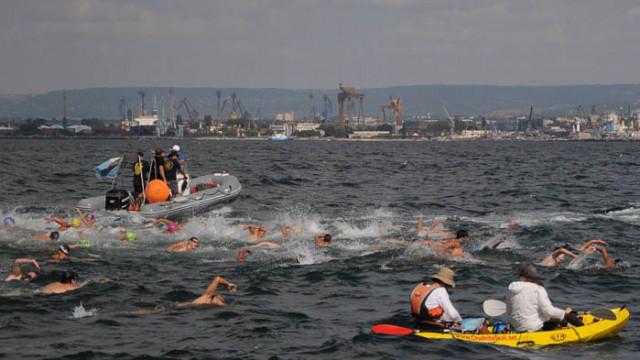 Маратона Галата - Варна за първи път с финал на плажа