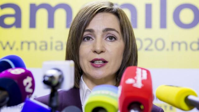 Мая Санду – новата надежда за Молдова