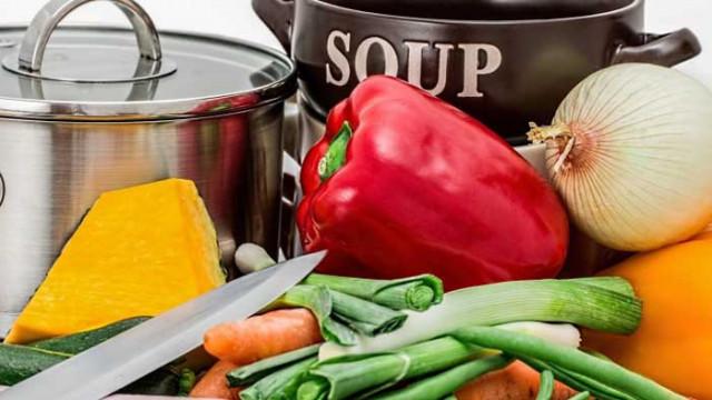 Диета с лучена супа