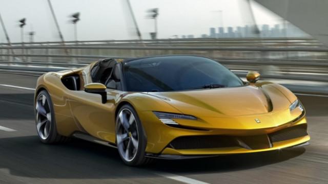 Ferrari SF90 Spider, най-бързото кабрио на марката и какво е новото при него