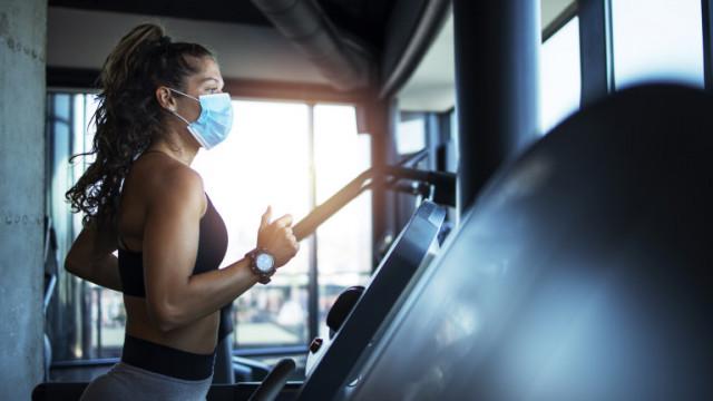 Коронавирусът, тренировките, носенето на маска и вреди ли ни то