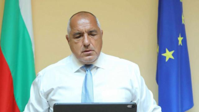 Борисов изпрати съболезнователен адрес до президента на Сърбия Александър Вучич