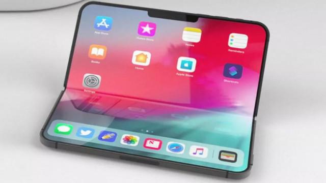 Apple, Foxconn, Nippon и тестовете на сгъваемия смартфон