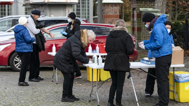 Пандемията отново обхвана Швеция