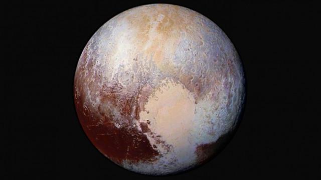 """Плутон """"изритана"""" от Слънчевата система"""