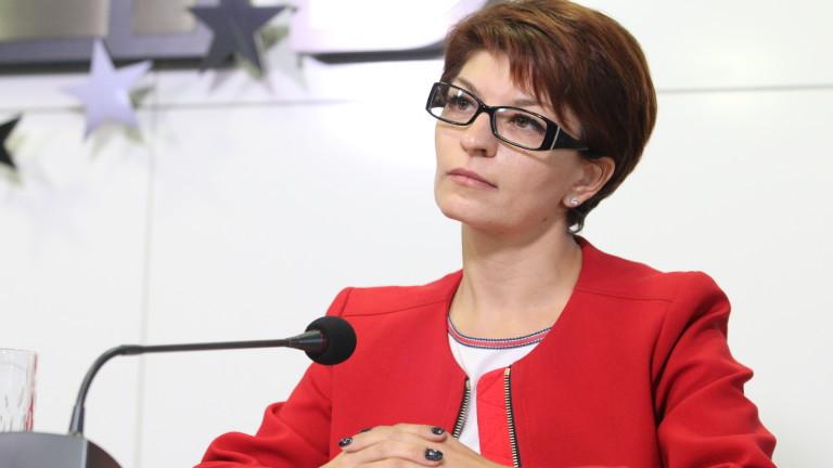 Ще спечелим изборите, защото си спазихме обещанията, прогнозира Десислава Атанасова