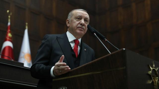 Ердоган: Турция е част от Европа, ЕС да си спази обещанията