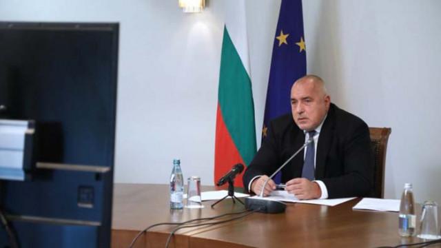 Борисов: Трябва да действаме бързо с одобряването на следващия бюджет на ЕС