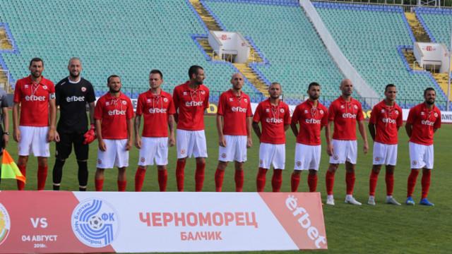 ЦСКА 1948 ще играе в Първа лига от следващия сезон