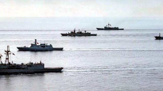 """Започва тактическото учение """"Черно море 2020"""""""