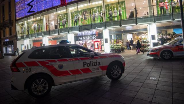 Двама ранени при предполагаем терористичен акт в Швейцария