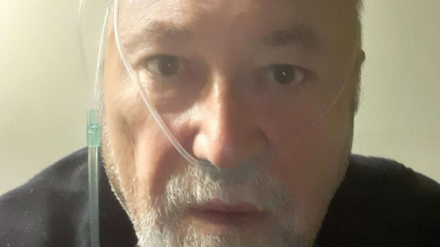 Александър Йорданов изкарал тежко коронавируса: 16 дни в болница, 4 дни на кислород