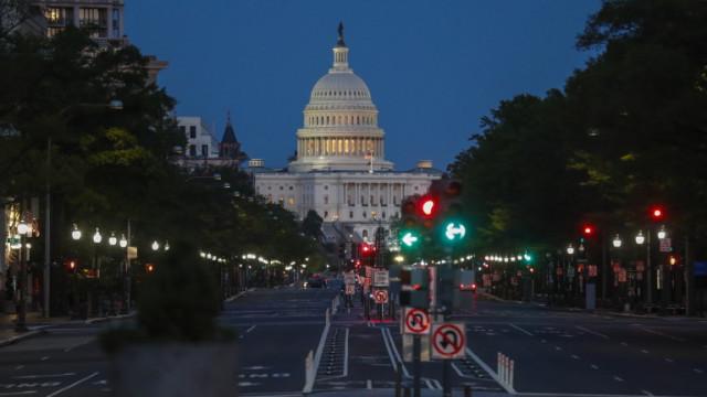 Пентагонът изтегля войниците от Вашингтон
