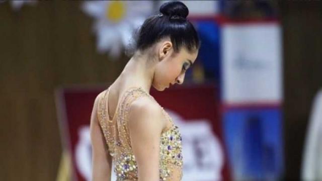 Чудесно представяне на девойките в първия ден на Европейското по художествена гимнастика