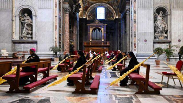 Полицията във Ватикана арестува италиански посредник по имотна сделка