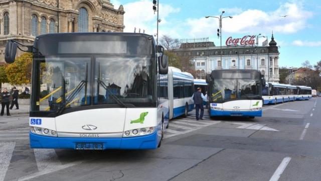 """Инцидент в автобус на """"Градски транспорт"""", пострадало е дете"""