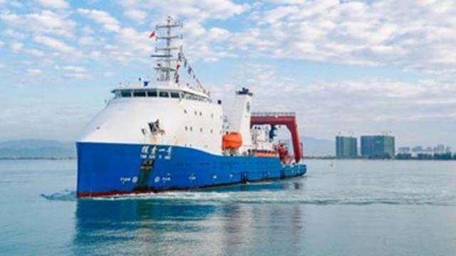 """Китайската подводница """"Фъндоуджъ"""" се завърна след успешната си мисия в Марианската падина"""