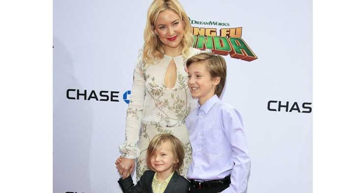 Кейт Хъдсън е строга майка